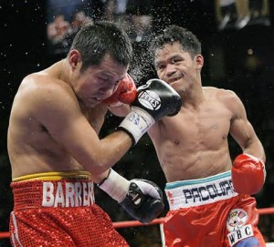 Heartbreak: Barrera-Pacquiao 1