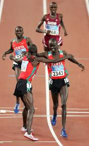 Free and Easy: The Kenyans Do It Again
