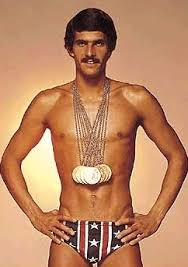 Hanging Tough: Mark Spitz finally got there
